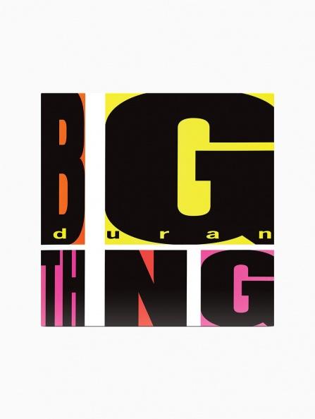 Duran Duran - Big Thing 2LP