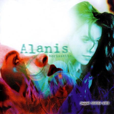Alanis Morissette - Jagged Little Pill LP