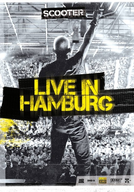 Scooter - Live in Hamburg Blu-Ray