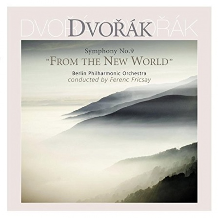 Antonín Dvořák - Symphony No.9 From the New World LP