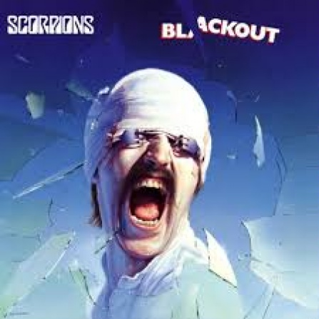 Scorpions - Blackout LP+CD