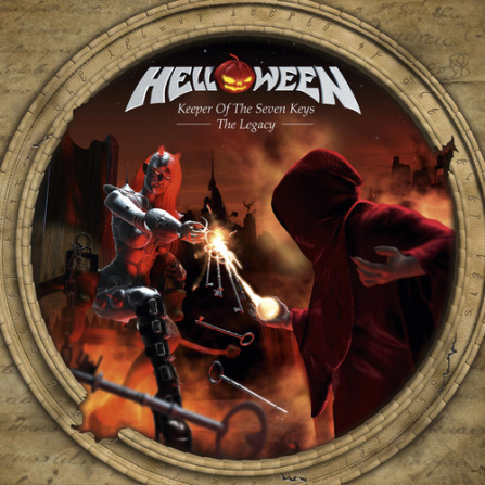 Helloween - Keeper of the seven keys: The legacy (2LP)