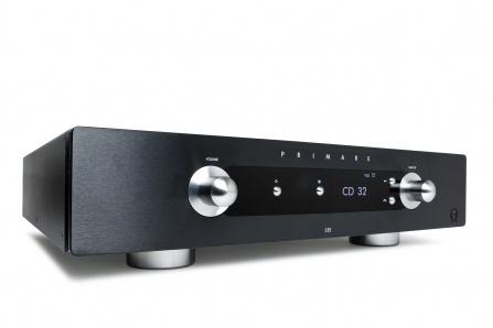Stereo zesilovač Primare I32 - black