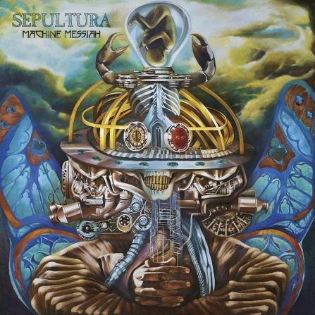 Sepultura - Machine Messiah 2-LP