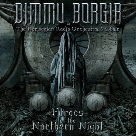 Dimmu Borgir - Forces Of The Northern Night 2LP