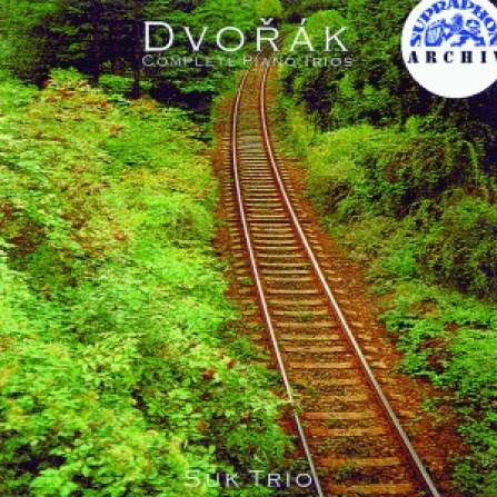 Antonín Dvořák - Klavírní tria 2CD