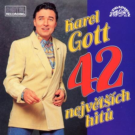 Karel Gott - 42 největších hitů CD (2)