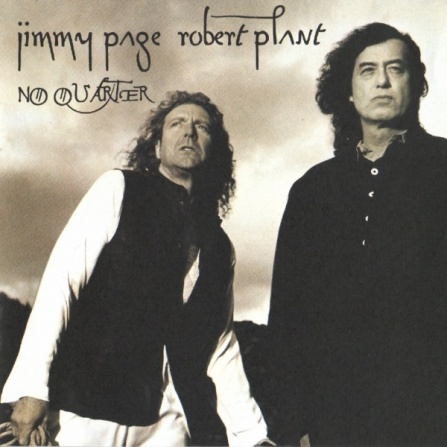 Jimmy Page/Robert Plant - No Quarter CD