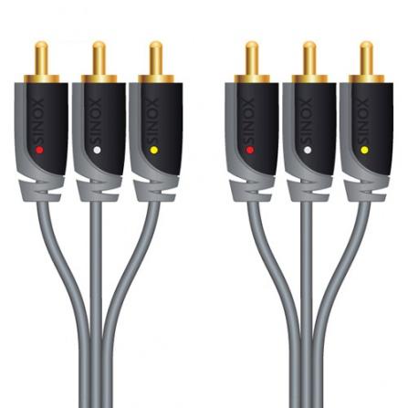 Kabel Sinox Plus SXV5302 - 2 m