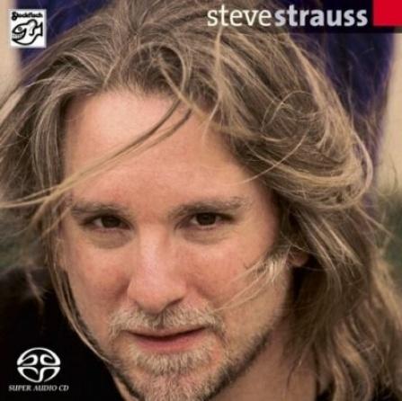 Steve Strauss - Just Like Love - SACD/CD (5.1 + Stereo)