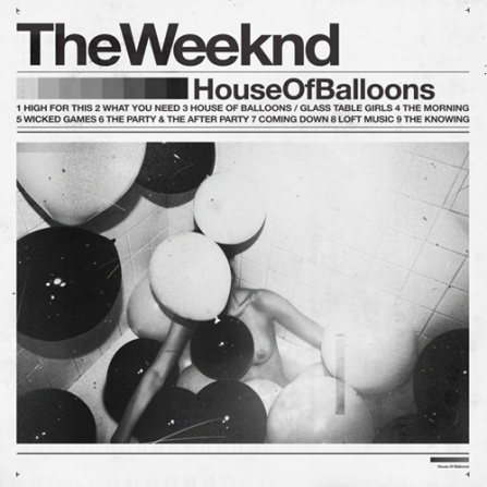 Weeknd - House Of Balloons 2LP