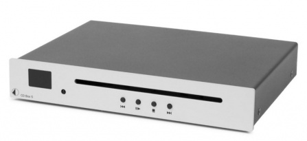Pro-Ject CD Box S - Silver
