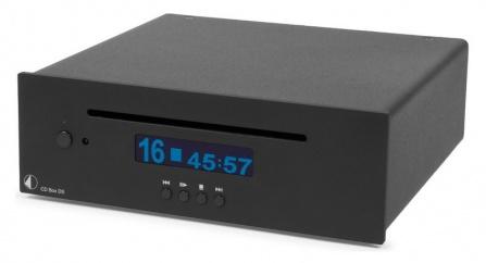 CD přehrávač Project Box DS černý