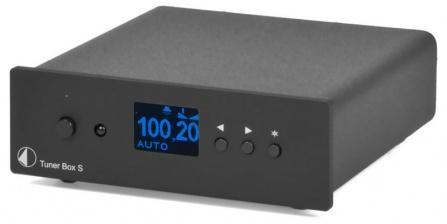FM Tuner Project Box S černý