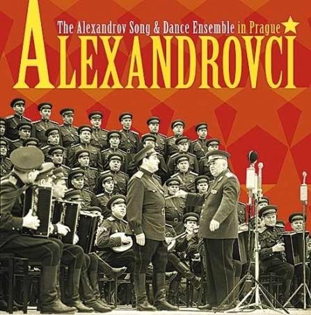 Alexandrovci - Historické nahrávky 1946-1955 CD
