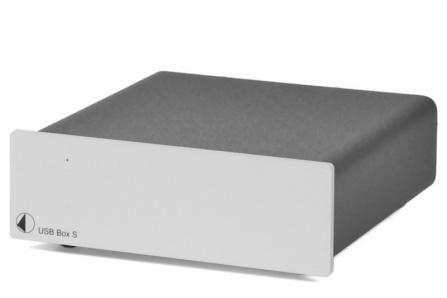 DA převodník Project Box S stříbrný