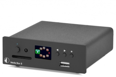 Přehrávač Project Media Box S černý