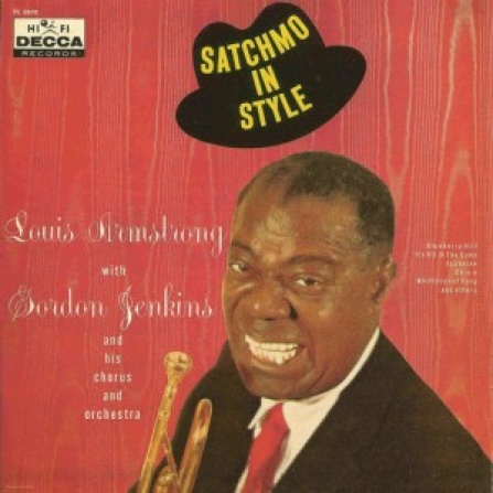 Louis Armstrong - Satchmo In Style LP