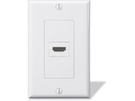Audioquest přípojné místo HDMI M1 do stěny, 1xHDMI