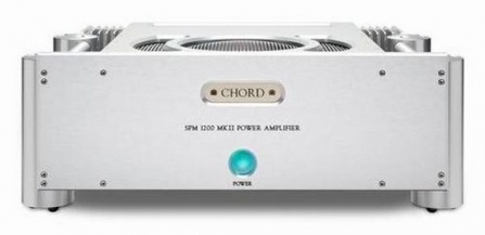 Chord Electronics SPM 1200 MkII Silver
