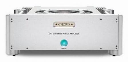 Chord Electronics SPM 1200MkII - stříbrná