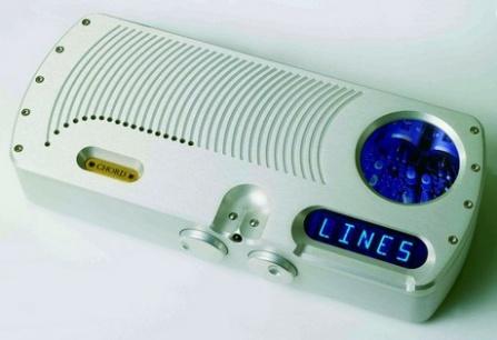 Chord Electronics Prima - stříbrná
