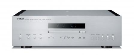 Yamaha CD-S2100 - Silver/Piano Black