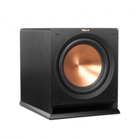 Klipsch R-112SW - black