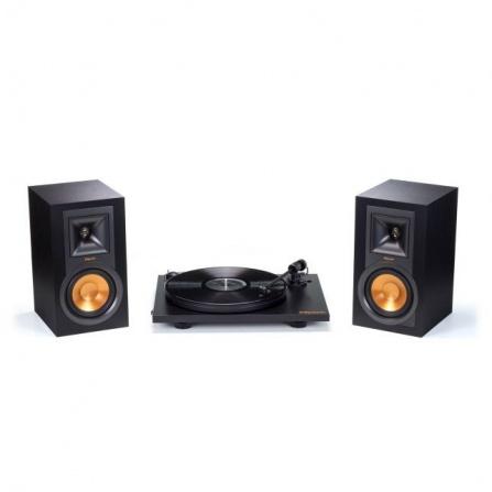 Klipsch R-15PM Turntable Pack - black
