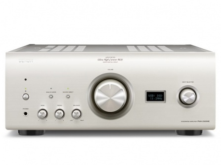 Denon PMA-2500NE Silver
