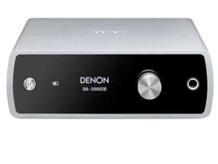 Denon DA-300USB - Silver