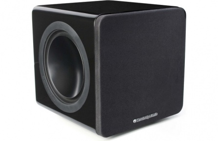 Cambridge Audio Minx X201 - High gloss black