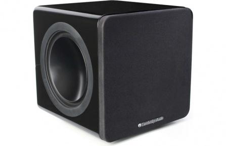 Cambridge Audio Minx X201 - High gloss black