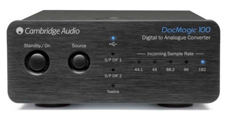 Cambridge Audio DacMagic 100 - Black