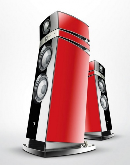 Focal Maestro Utopia - Imperial Red