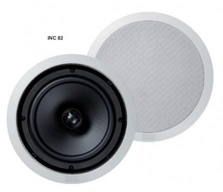 Heco Install Basic 82 White