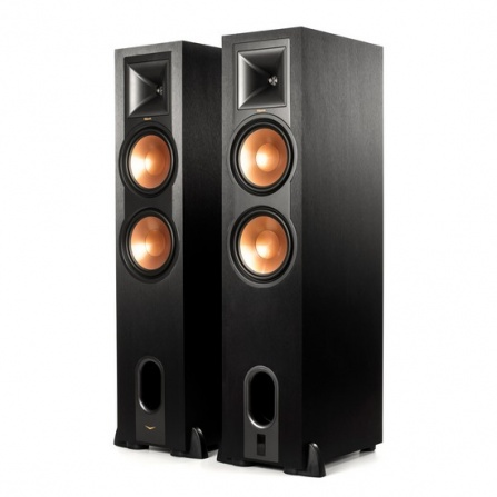 Klipsch Reference Powered R-28PF Black