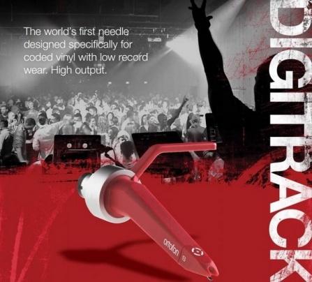Ortofon Concorde Digitrack Single