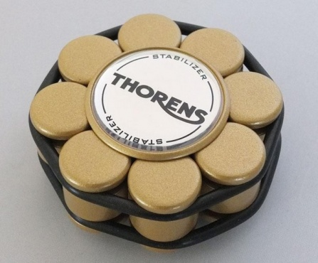 Thorens Stabilizer - Gold