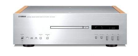 Yamaha CD-S1000 - Silver piano