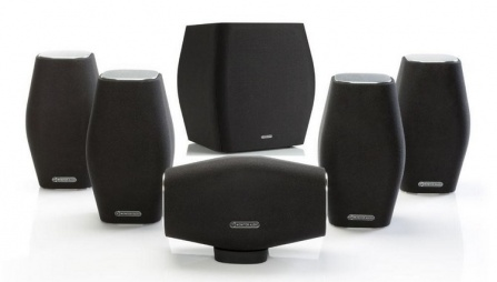 Monitor Audio Mass 5.1 set