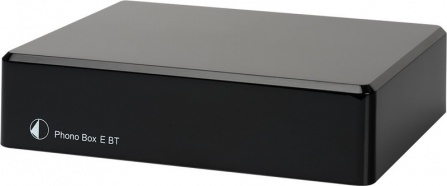 Pro-Ject Phono Box E BT - Black