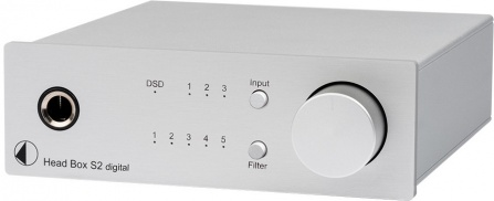 Pro-Ject Head Box S2 Digital Silver