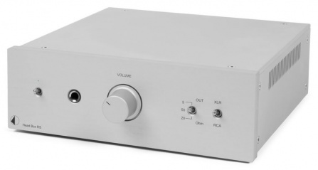 Pro-Ject Head Box RS Silver