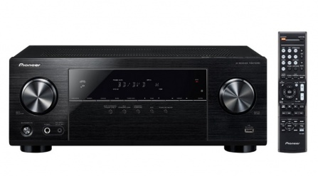 Pioneer VSX-531D Black