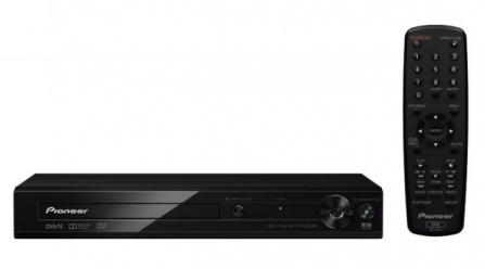 Pioneer DV-2242 Black