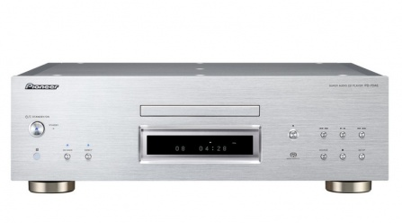 Pioneer PD-70AE Silver