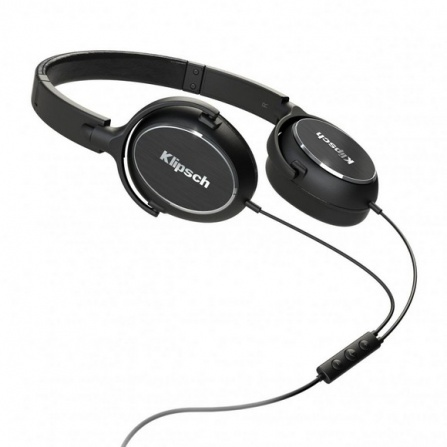 Klipsch Reference R6i On-Ear Black