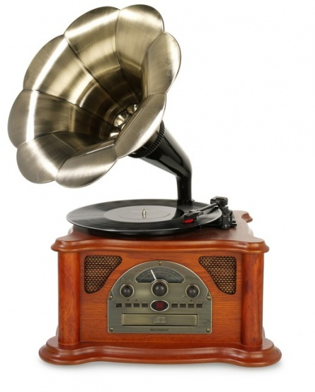 Ricatech RMC350 Music Center with Horn