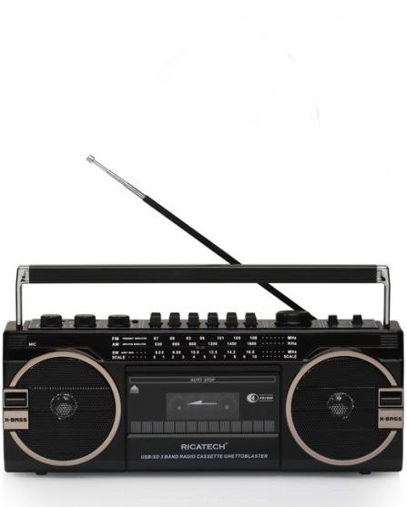Ricatech PR1980 Ghettoblaster